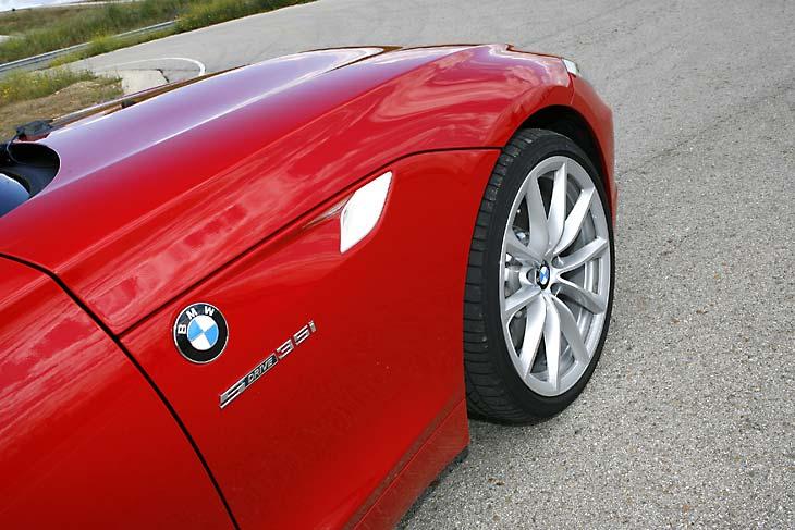BMW Z4 35i DKG