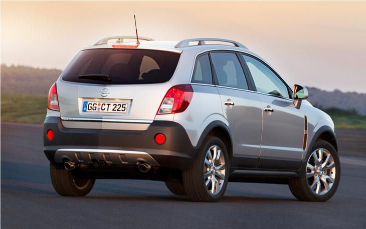 Opel Antara 2011.