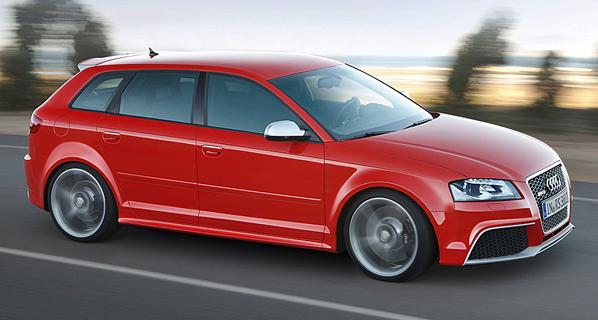 Llega el Audi RS3 Sportback