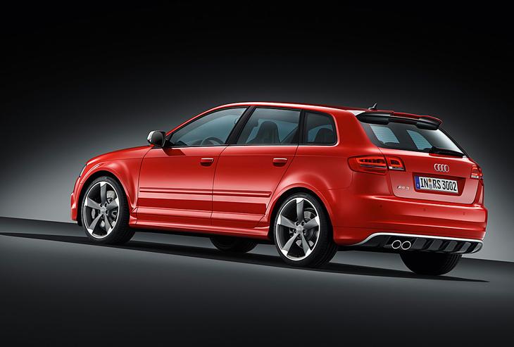 Audi RS3 Sportback.