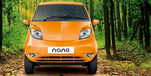 Tata revisará su modelo Nano