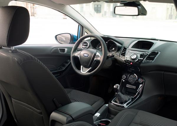 Ford Fiesta 1.0 EcoBoost 125 CV