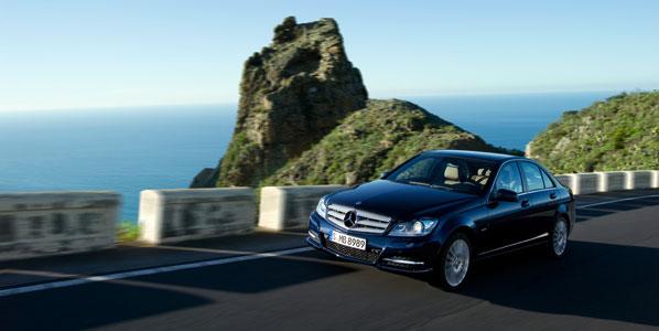 Mercedes actualiza el Clase C
