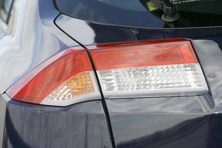 Ford Mondeo, Renault Laguna y Honda Accord: comportamiento