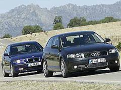 Audi A3 2.0 TDI – BMW 320td Compact