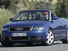 Audi Cabrio 1.8 T