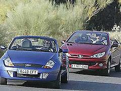 Ford Streetka / Peugeot 206 CC 1.6