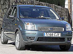 Ford Fusion Plus 1.4 TDCi