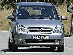 Opel Meriva 1.8 Cosmo