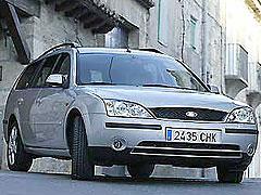 Ford Mondeo 2.0  TDCI Wagon Ghia 6v