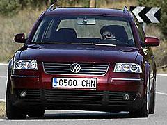 Volkswagen Passat Variant 2.5 TDi/180 6v Highline 4M