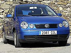 Volkswagen Polo 1.4 FSI 5p