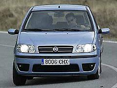Fiat Punto 1.3 Multijet Dynamic 3p