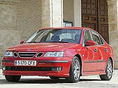 Saab 9-3 Sport Sedán 2.0i T Aero