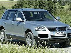 Volkswagen Touareg 3.2 V6