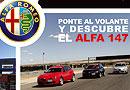 Ganadores de la Driving Experience de Alfa Romeo