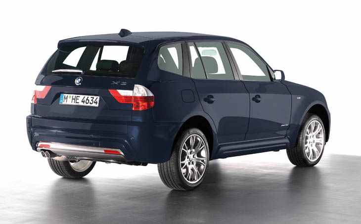 BMW X3 Limited Sport Edition, en plena forma