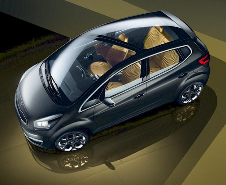 Kia MPV Concept
