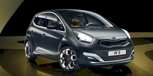 Kia Concept Nº3 MPV