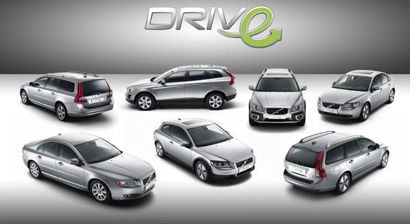 Green DRIVe: los coches ecológicos de Volvo