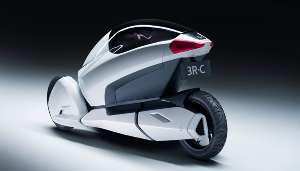 3R-C, el anti-atascos de Honda