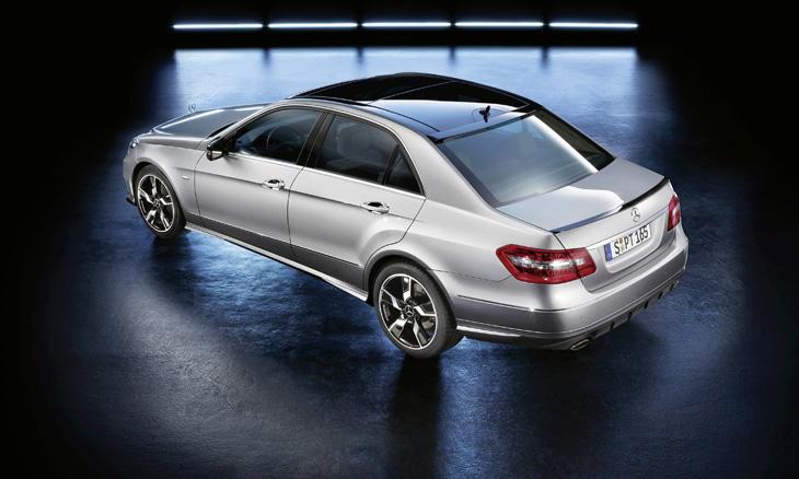 Mercedes Sport.