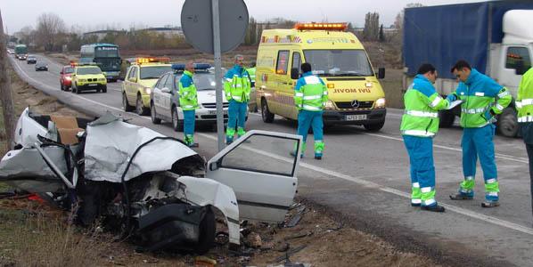 18.000  jóvenes muertos en accidentes de tráfico
