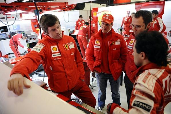 Actualidad F1