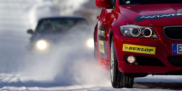 Dunlop SP WinterSport 4D
