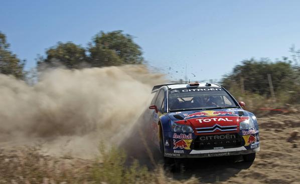 Dani Sordo gana la etapa