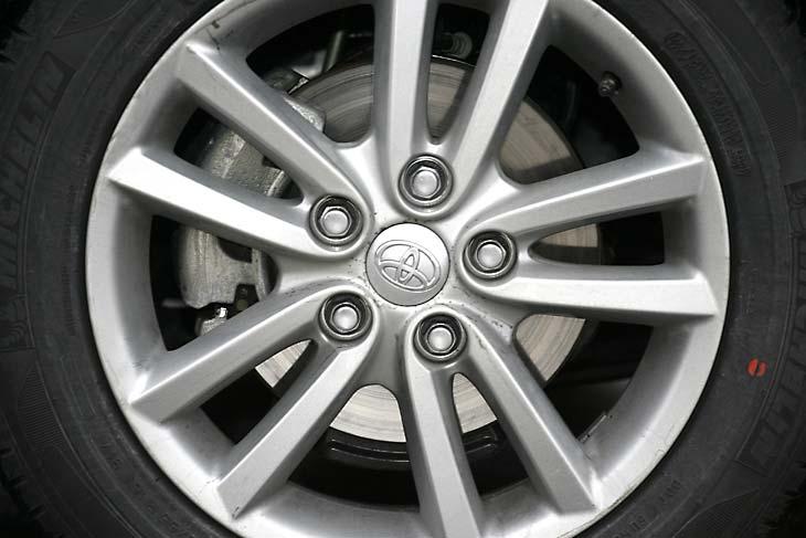 Toyota Auris Wti, al detalle