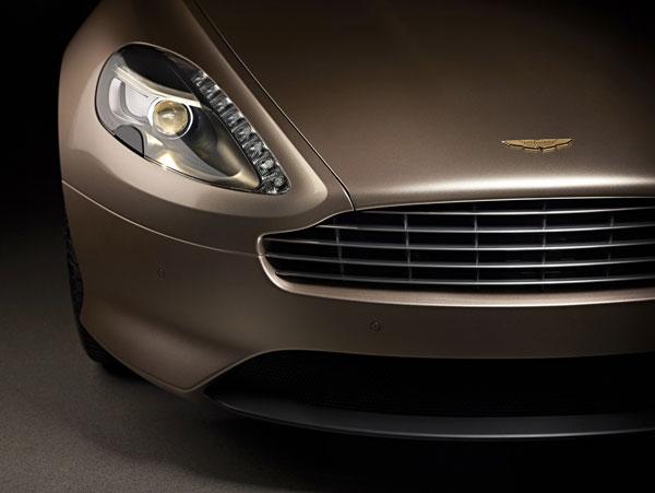 Aston Martin Dragon 88, sólo para China
