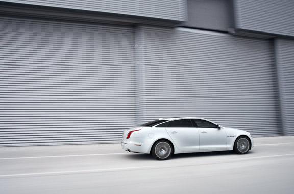 Jaguar XJ Ultimate.