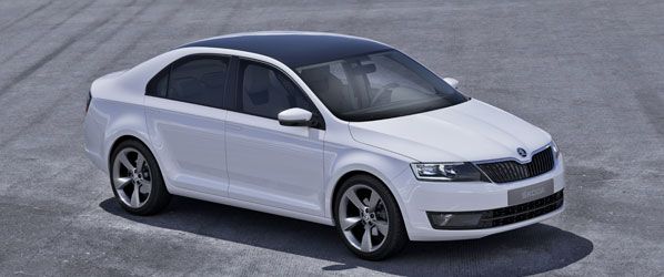 Skoda Rapid, la nueva berlina checa