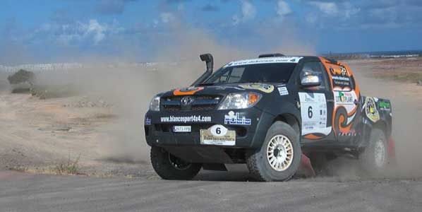 Xavi Blanco vence en Fuerteventura