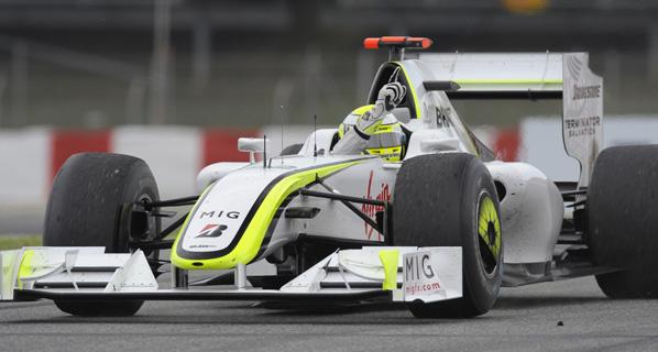 F1: Button suma y sigue en Mónaco