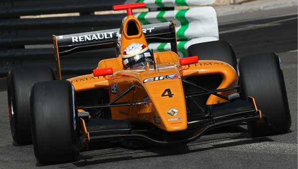 Turvey vence en Mónaco