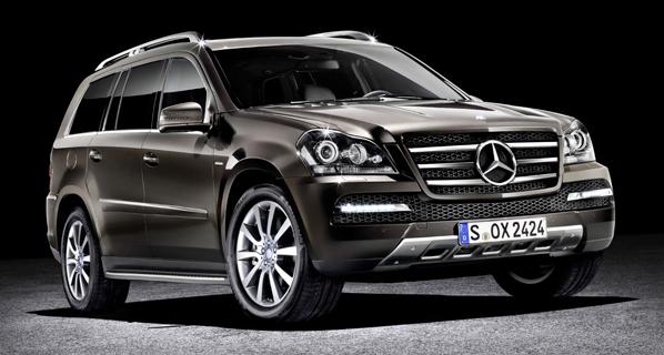 Desvelado el Mercedes GL Grand Edition