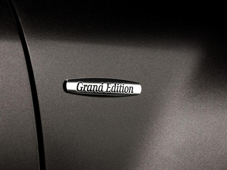 Mercedes GL Grand Edition.