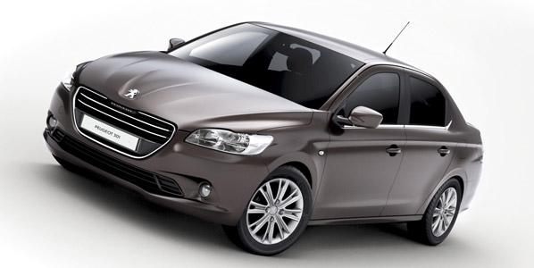 Peugeot 301, la nueva berlina asequible francesa