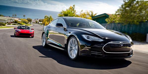 El Tesla Model S, a la venta en junio
