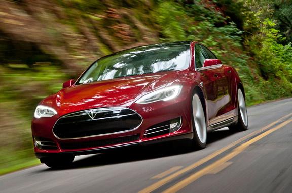 Tesla Model S, lujo eléctrico para siete ocupantes