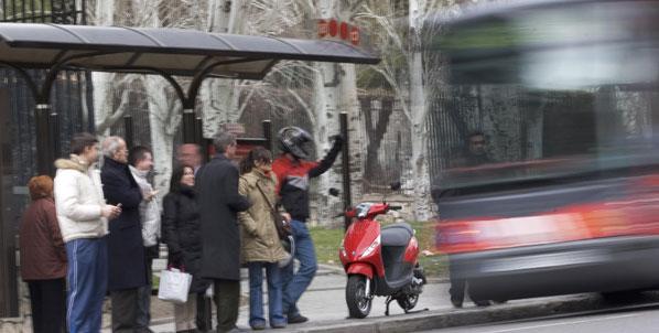 Tarifas de bus: grandes diferencias