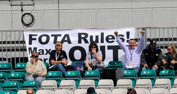 F1: Hoy, Consejo Mundial de la FIA