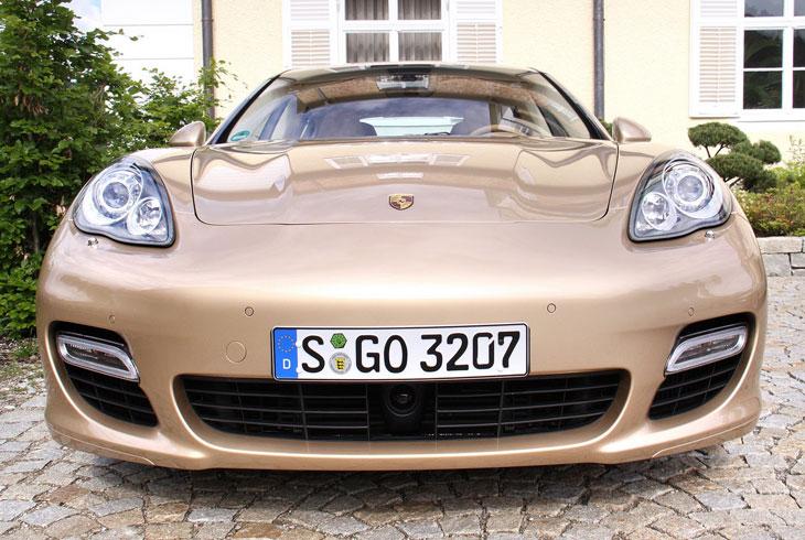 Porsche Panamera, al detalle