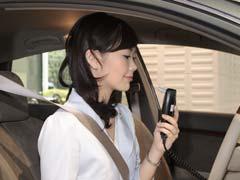Nissan prueba un sistema antialcoholemia