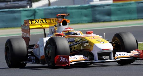 F1: Entrenamientos libres 2 GP de Hungría
