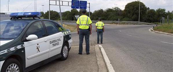 Llegan los controles de droga en carretera