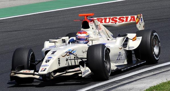 GP2: Di Grassi hace la pole en Hungría