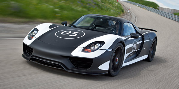 Porsche, con casi un 21 por ciento más de beneficios